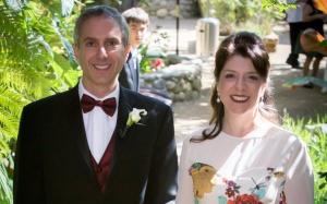 Harlan and Jennifer, wedding, August 25, 2012