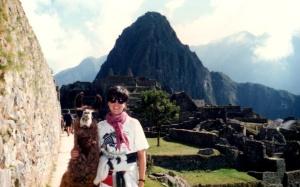 Machu Picchu 1995 - for Parade